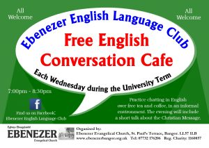 English Language Club | Ebenezer Evangelical Church